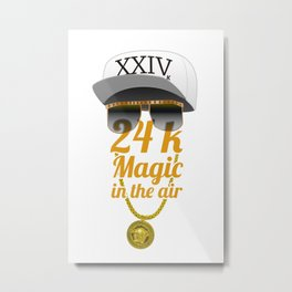 XX4K Metal Print