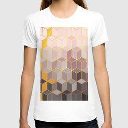 Hidden Gold Cubes T-shirt