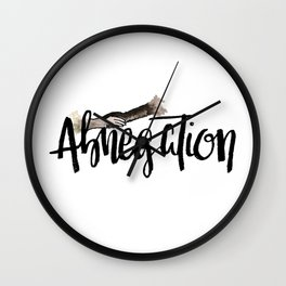 A The Selfless Wall Clock