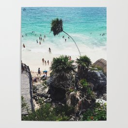 Playa Paraiso Poster
