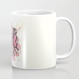 i think i saw you in my sleep - la dispute  Coffee Mug