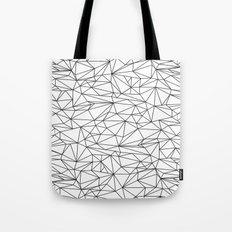 Geometric Wire Tote Bag