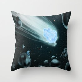 Nero Svenfor's Making memories. Throw Pillow