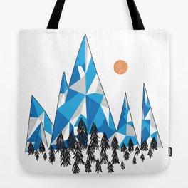 Mountain Kingdom Tote Bag