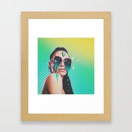 dreamer v01 Framed Art Print