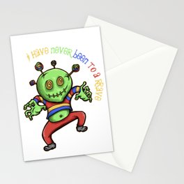 Professional Raver Stationery Cards