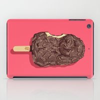 poodle iPad Cases featuring POP POODLE by BKK BROS. (Bangkok Brothers)