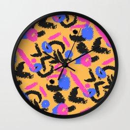 Rhythem Wall Clock