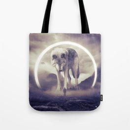 aegis II | wolf Tote Bag