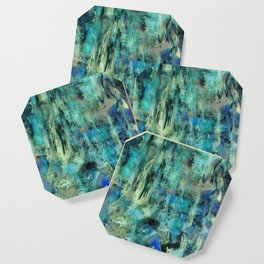 Ice Emerald Bog Coaster