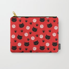 Volley Cats! Carry-All Pouch