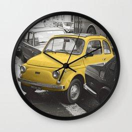 Cinquecento Wall Clock