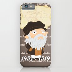 Leonardo da Vinci Slim Case iPhone 6s