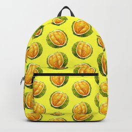 Durian pattern Backpack