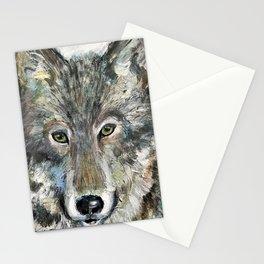 Pathfinder Wolf Stationery Cards