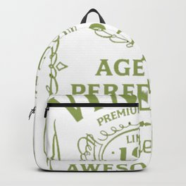 Green-Vintage-Limited-1997-Edition---20th-Birthday-Gift Backpack