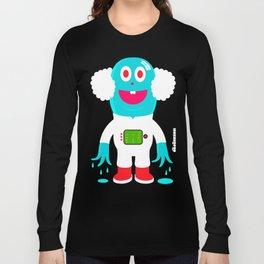 Born Slippery : idokungfoo.com Long Sleeve T-shirt