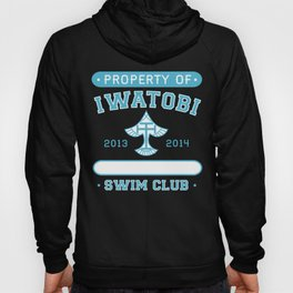 Free! Iwatobi Swim Club - Athletic  Hoody