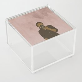 Sassy Cat Acrylic Box
