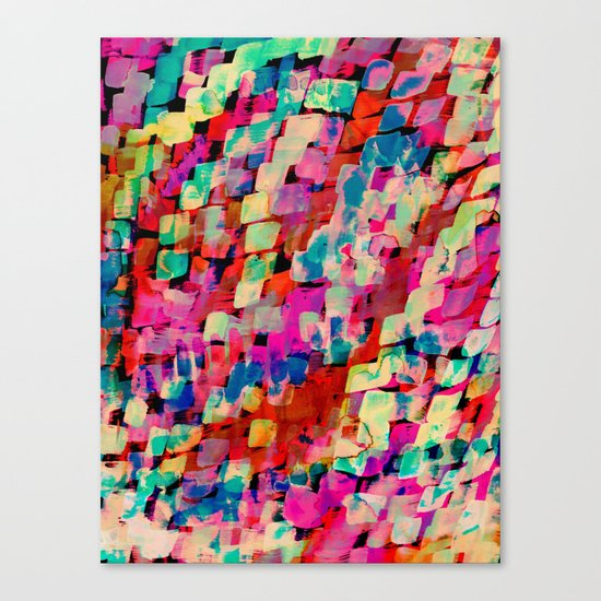Mineral Canvas Print