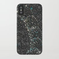 dna iPhone & iPod Cases featuring DNA by Beth Thompson
