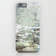 poesia romanesca  iPhone 6s Slim Case