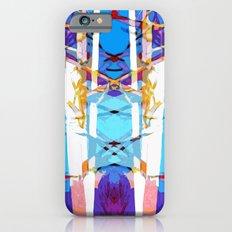 Colored Window iPhone 6s Slim Case