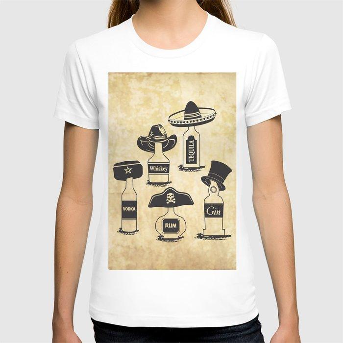 Drinking History T-shirt