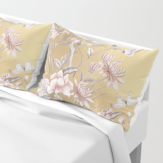 Chinoiserie Gold by castlefielddesign