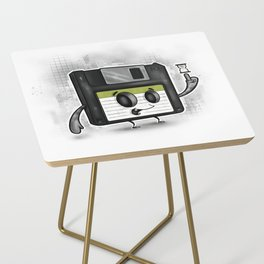 Floppy Disc Dave Side Table