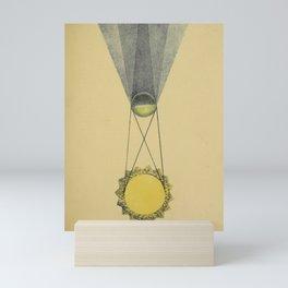 Earth's Shadow Mini Art Print