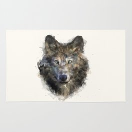 Wolf // Secure Rug