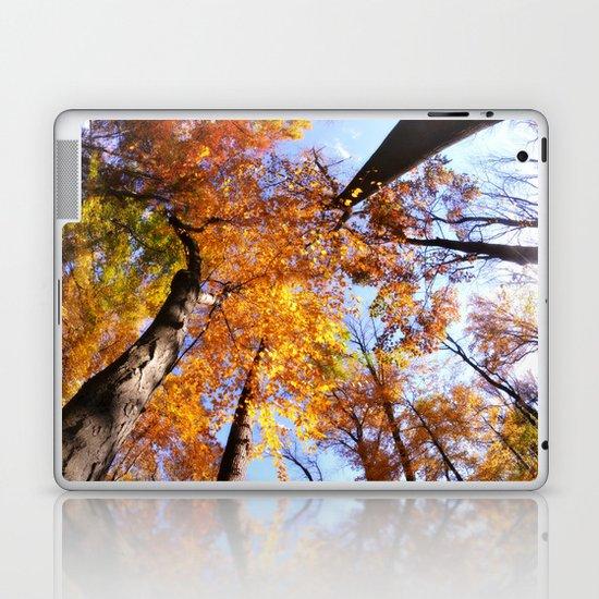 Autumn Sky Laptop & iPad Skin
