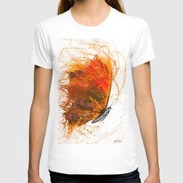 Rhodochrosite Wings T-shirt
