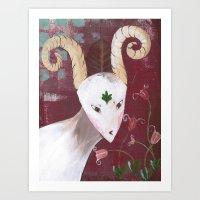 Peace-Bhoomie Art Print