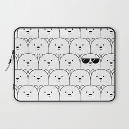 That Cool Polar Bear Laptop Sleeve