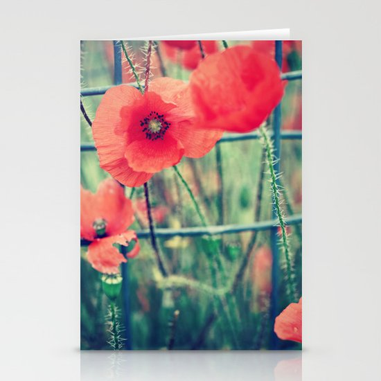Popping Through! Stationery Cards