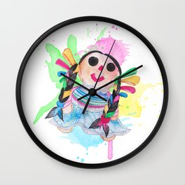 Domitila Wall Clock