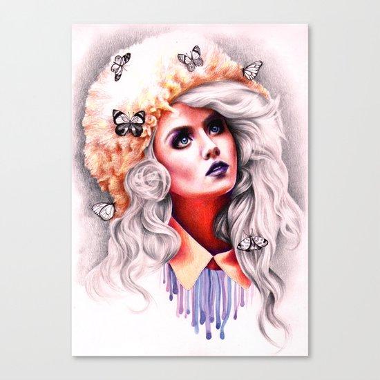 Allison Elizabeth Harvard Canvas Print