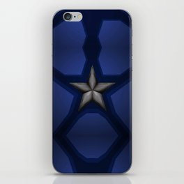 Captain Steve Rogers iPhone Skin
