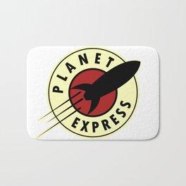 Planet Express Bath Mat