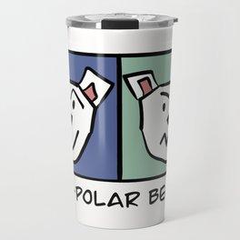 Bi-Polar Bear Travel Mug