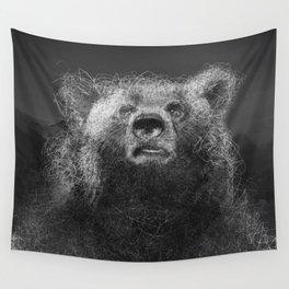 Sacred Bear Wall Tapestry