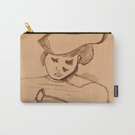 Looking forward Carry-All Pouch