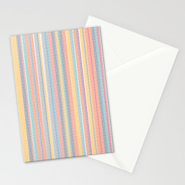 Color grid Stationery Cards