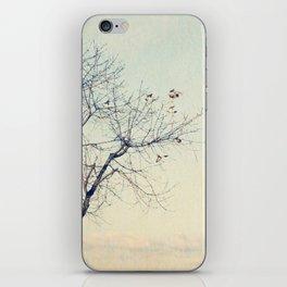 Perfect faith iPhone Skin
