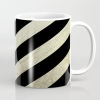 decal Mugs featuring Bold by Charlene McCoy