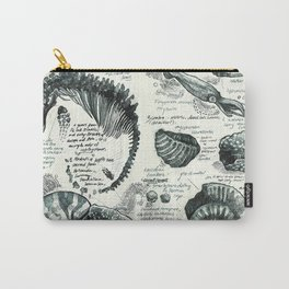 Sketchbook - Fossils Carry-All Pouch
