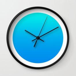 TWTTR Round Wall Clock