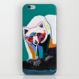 Spirit Bear iPhone Skin